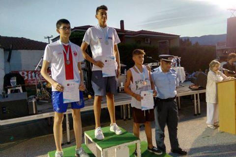 Πανελλήνιο Πρωτάθλημα open water 2016